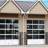 Full View Aluminum Doors – Commercial