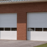 Weather breaker model 175 commercial arthur doors for 12x14 garage door