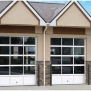 Full View Aluminum Doors – Commercial